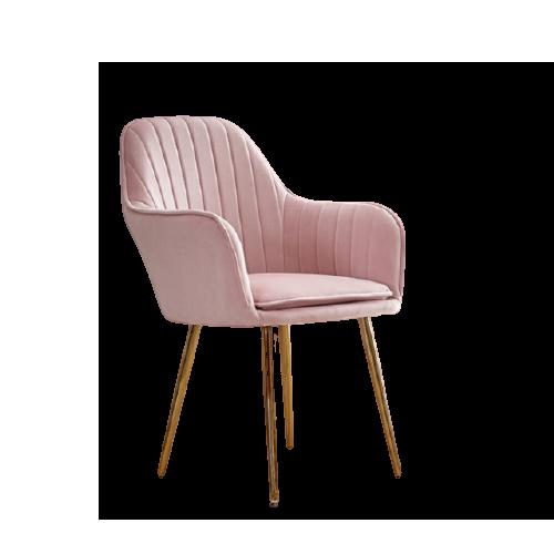 casa rosy armrest designer chair