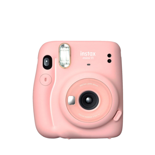 fujifilm instax mini 11 blush pink color