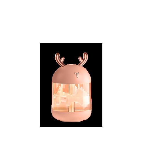 nordic essential oil diffuserin pink color
