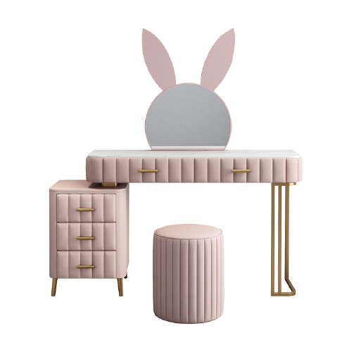 nordic princess dressing table