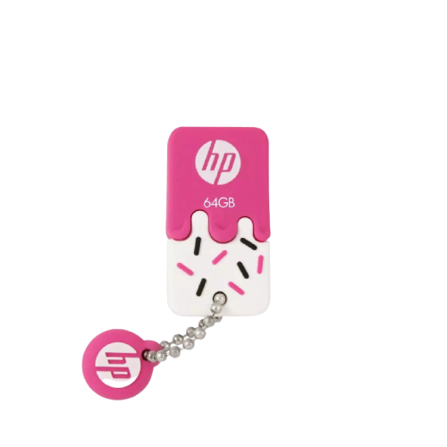 pink hp flash disk drive