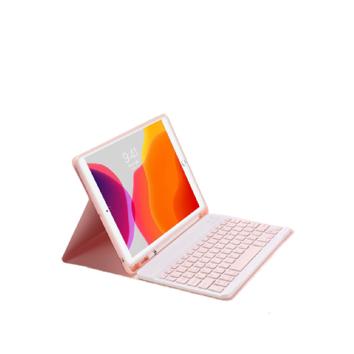 pink ipad case with detachable keyboard