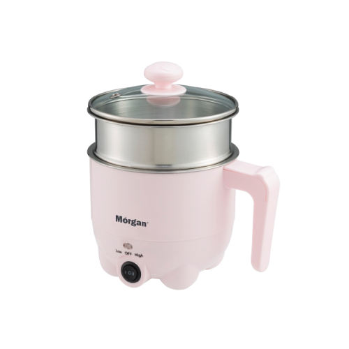 pink mini rice cooker