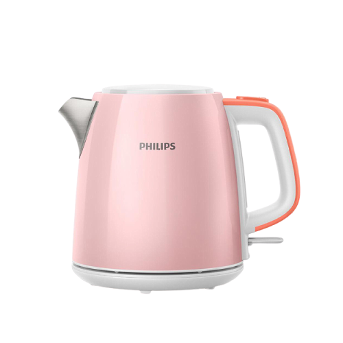 pink phillips electric kettle