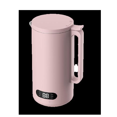 pink soy milk maker