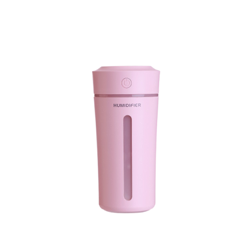 pink usb air humidifier