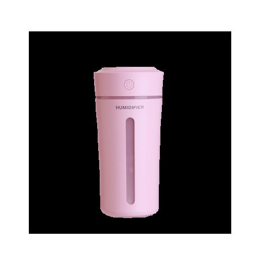 pink usb air humidifier